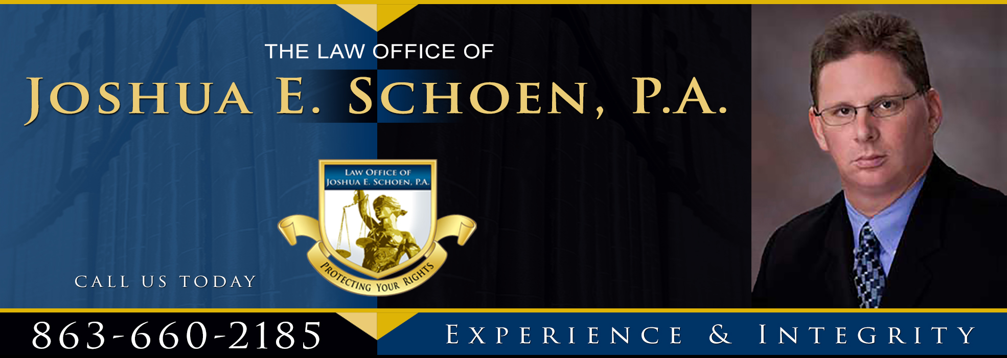 Lakeland Attorney - Lawyer, Joshua Schoen